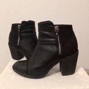 Black Booties H&M